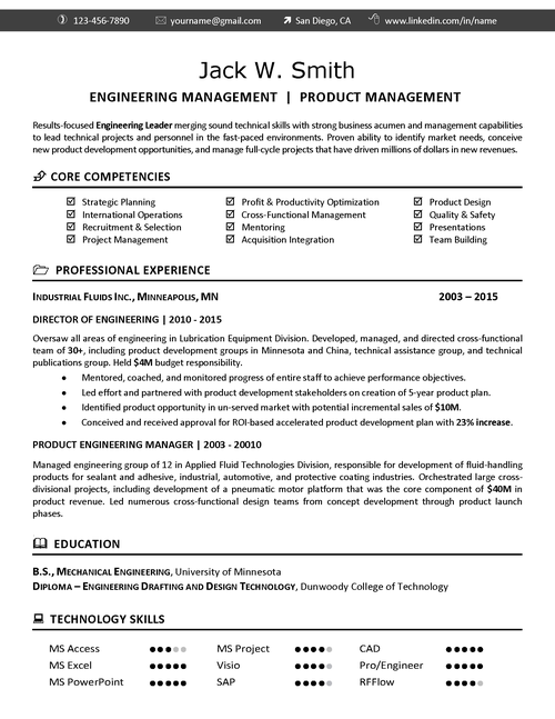 standard cover letter templates