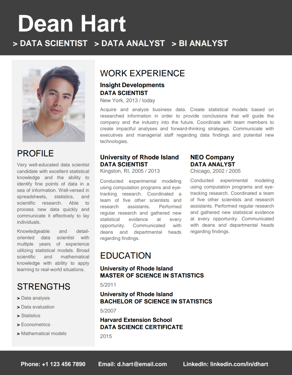 Good Modern Professional Resume + Cover Letter Templates Pack No. 2 Intended For Modern Professional Resume