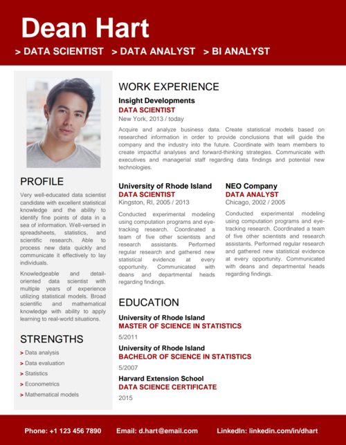 modern professional resume cover letter templates pack no 2 - Modern Professional Resume Template