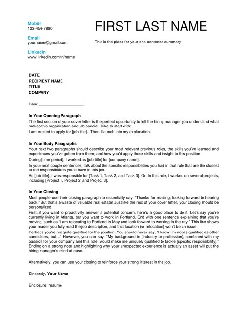 discreetly modern resume cover letter template pack no 1 - Modern Cover Letter Template