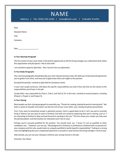 executive resume cover letter template pack no 2 natasha ferguson