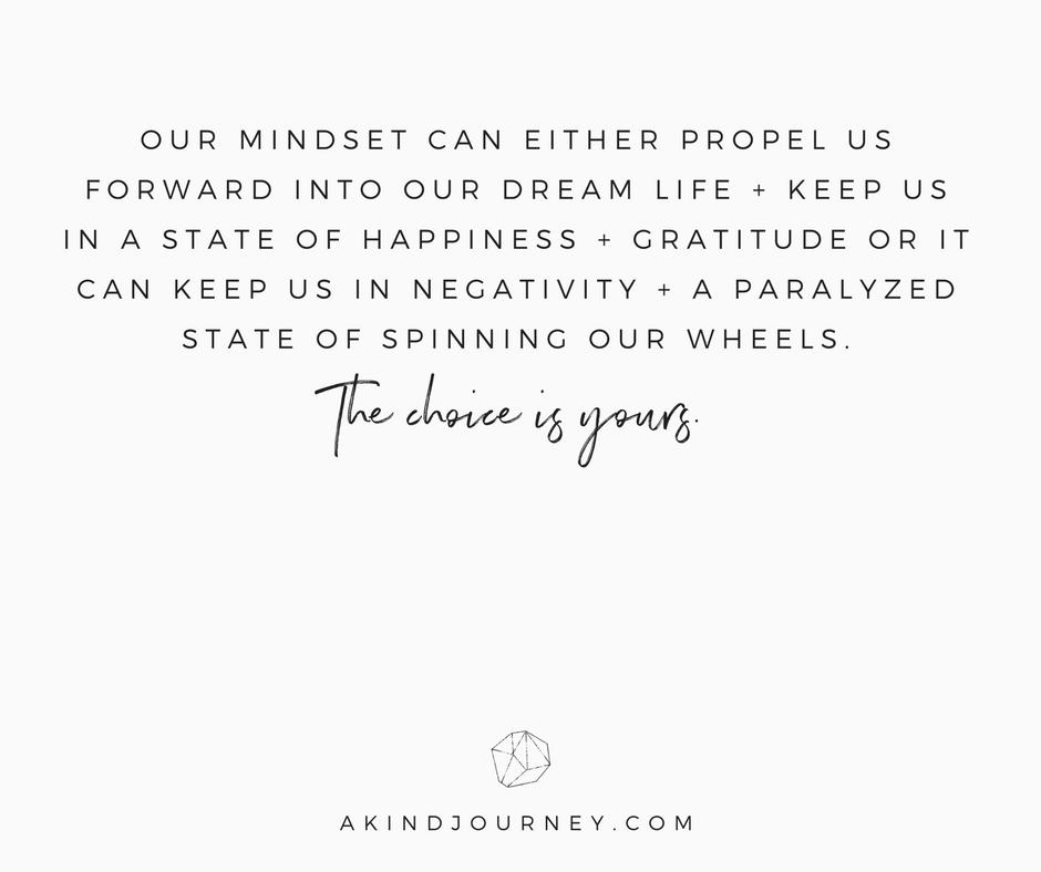 25 Tips For A Kind Mindset | akindjourney.com #TheKindBrands #KindMindset