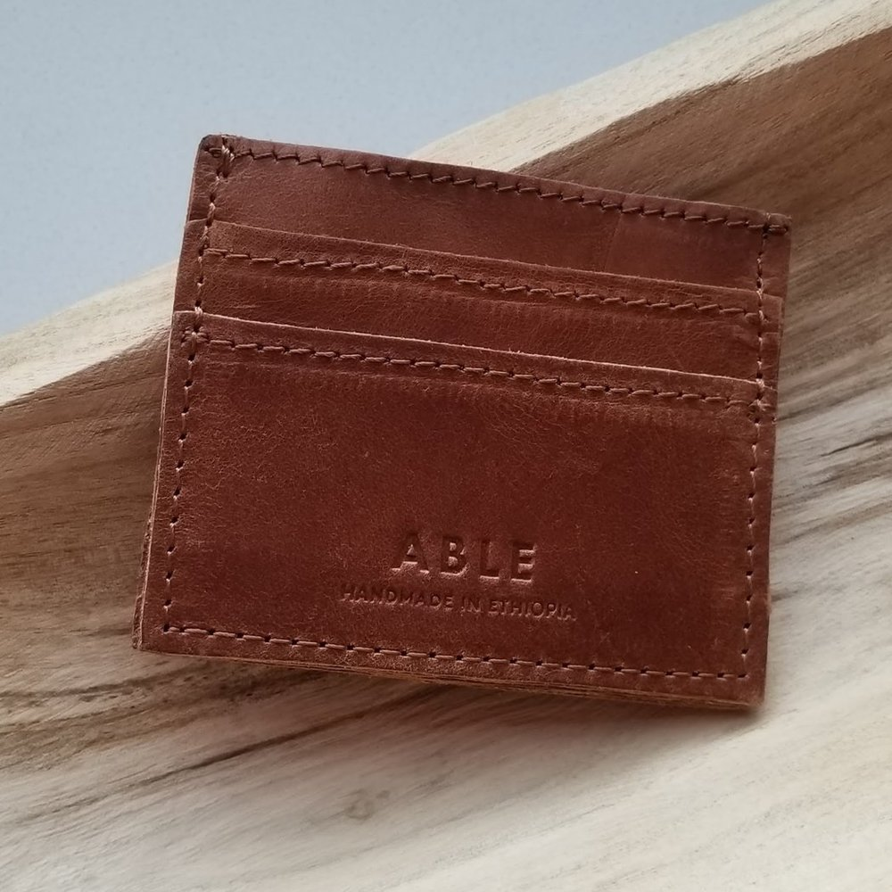 A Kind Boutique Alem Card Case | Kind Gift Guide For Him akindjourney.com