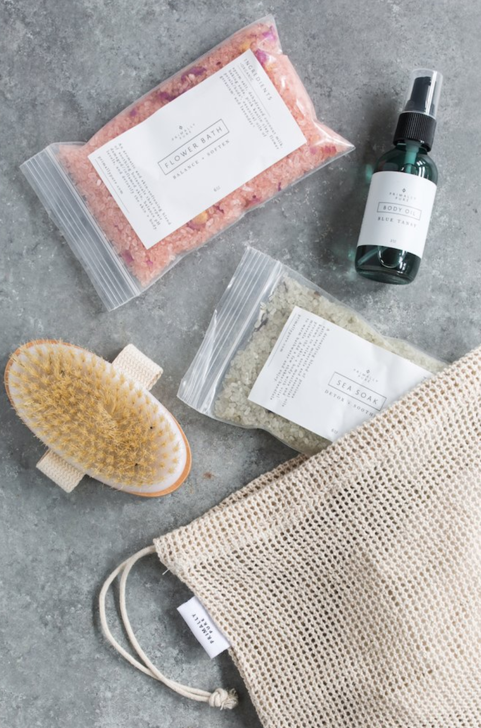 Primally Pure Spa Kit | Kind Gift Guide akindjourney.com
