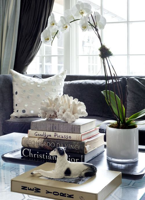I believe wholeheartedly a woman's home should be just as fabulous and refined as she. Find inspiration for your next home interior project or shop my Interior collection.