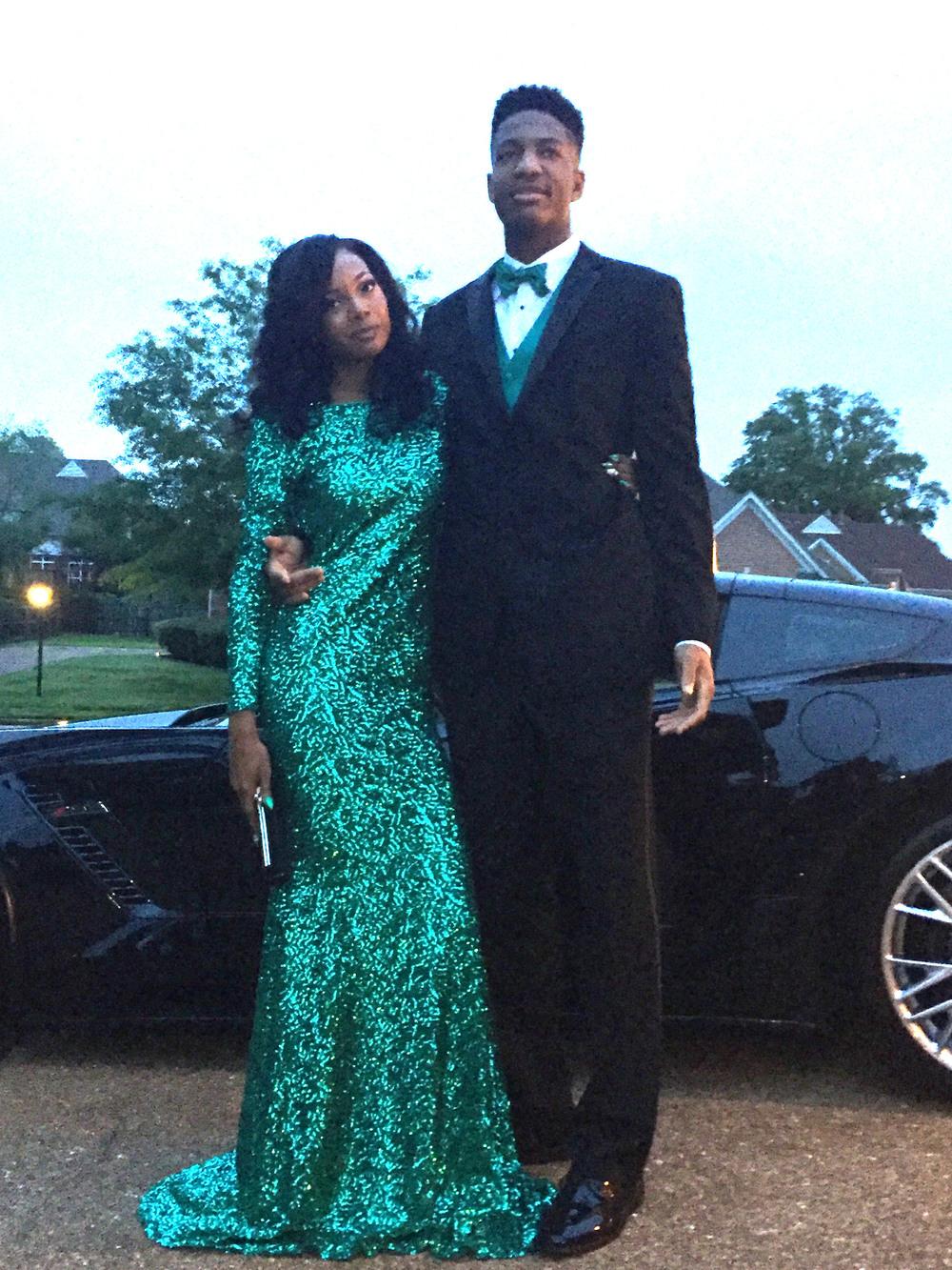 Rich Prom Dresses