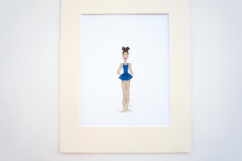 Andrea-Fenise-Ballet-Illustration