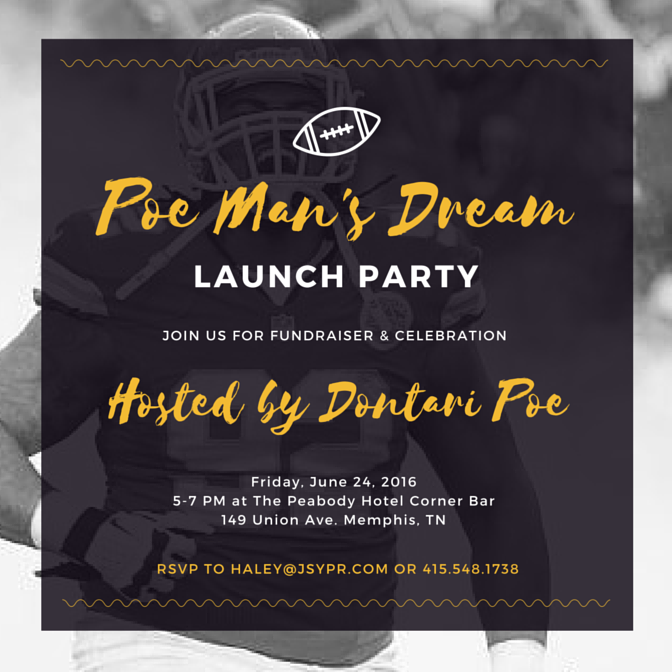 Dontari-Poe-Launch-Party