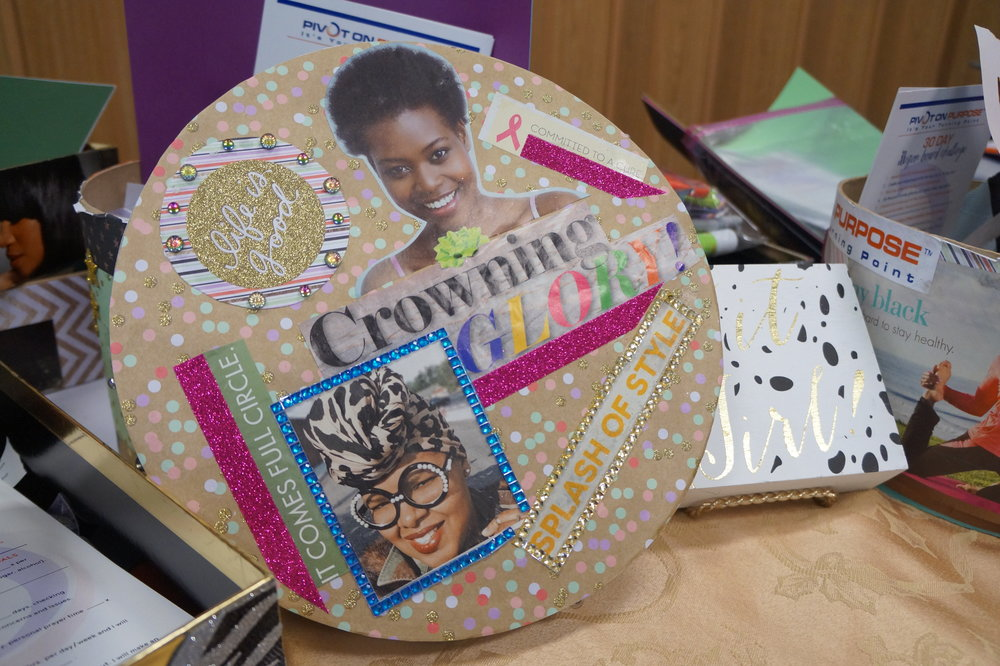Rock-Your-Crown-Memphis Andrea Fenise Memphis Fashion Bloggers cover Rock Your Crown Empowerment Workshop