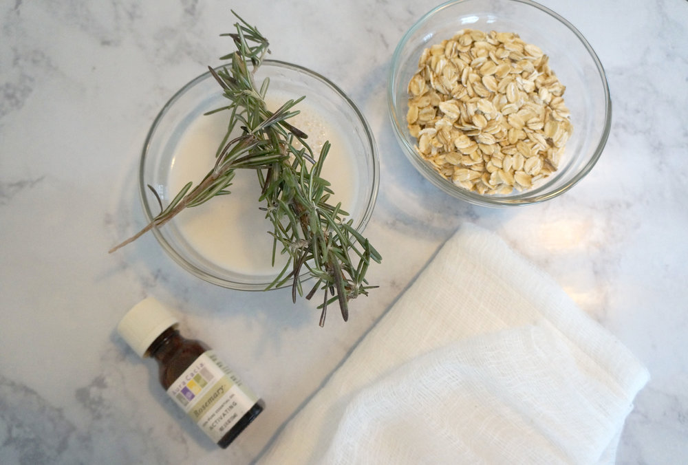 Andrea Fenise shares a DIY Detox and Nourishing Bath