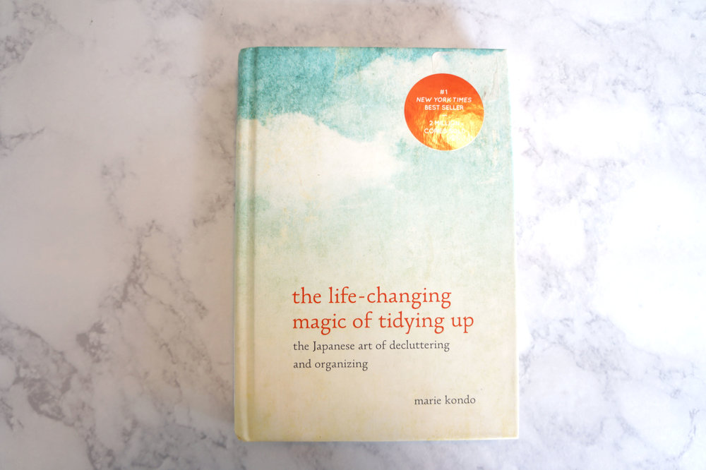 Andrea Fenise, Memphis Fashion Blogger reviews The Life Changing Magic of Tidying Up