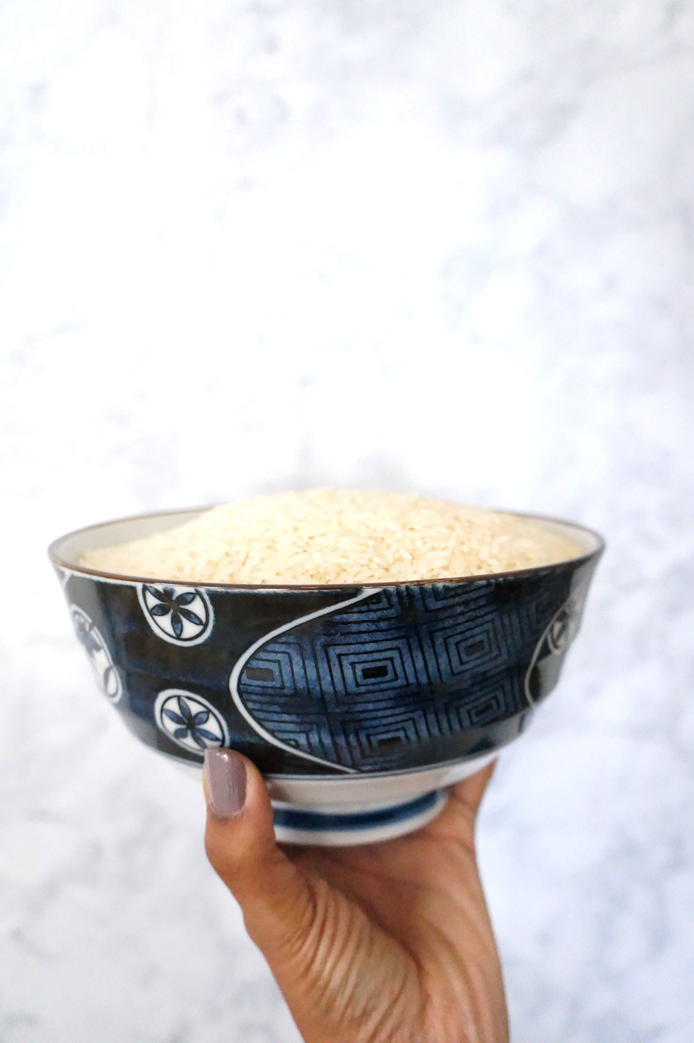 Andrea Fenise shares rice water as Asian Beauty Secret