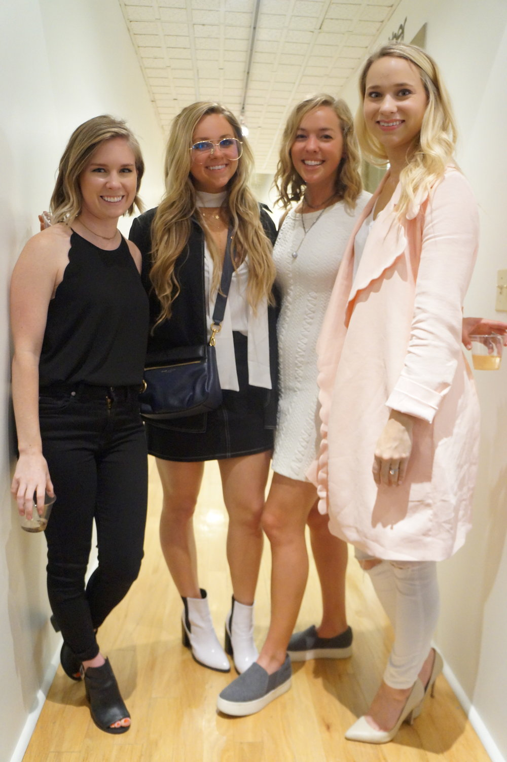 Andrea Fenise covers Memphis Fashion Week's Media Night