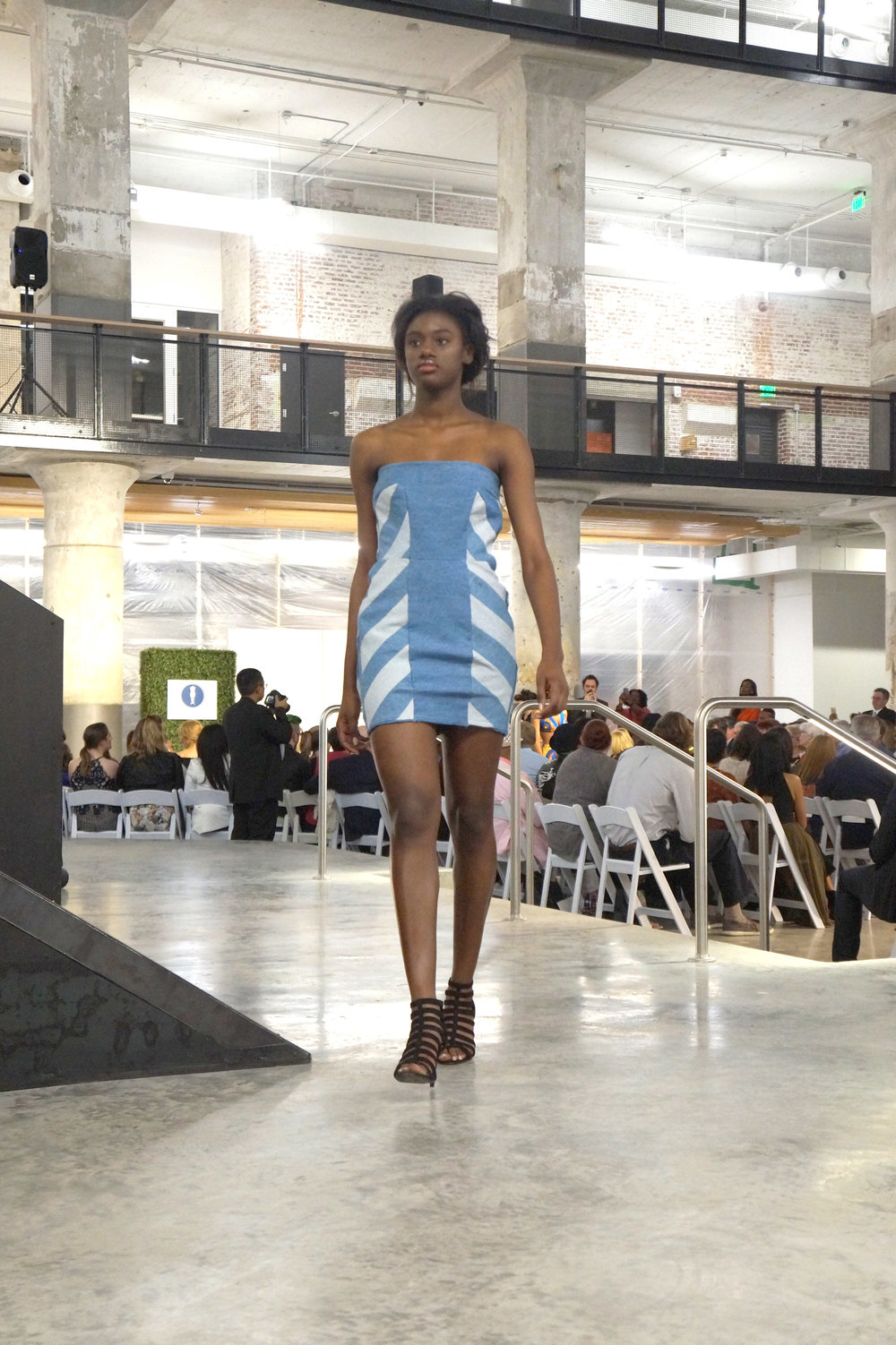 Andrea Fenise Memphis Fashion Blogger shares #memphisfashionweek's featured designer's show