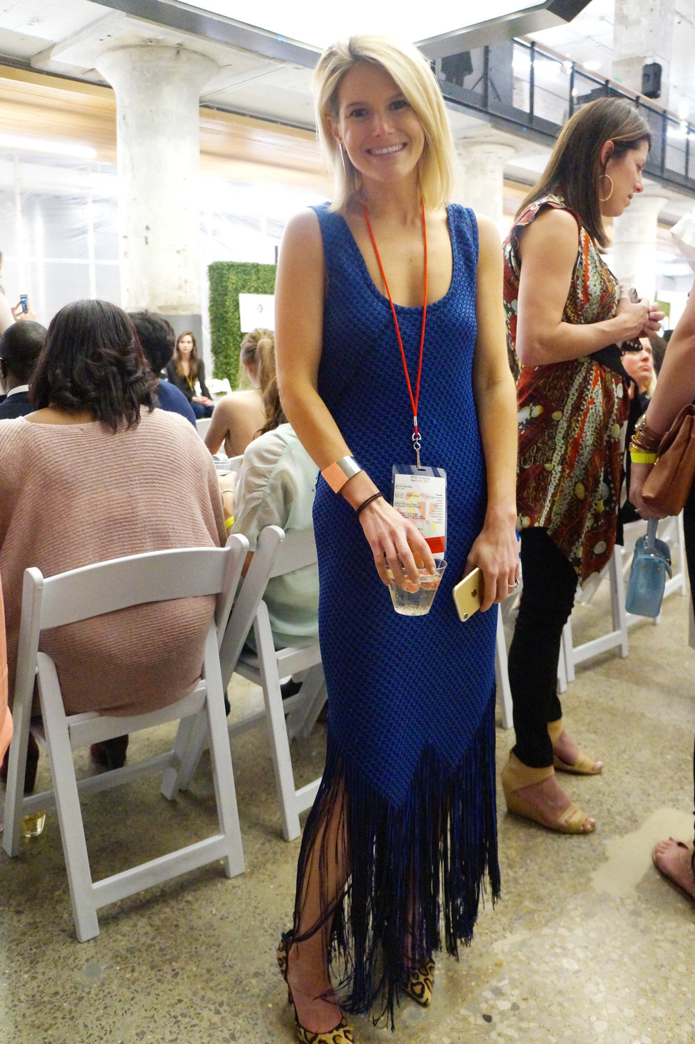 Andrea Fenise Memphis Fashion Blogger covers #memphisfashionweek streetstyle looks