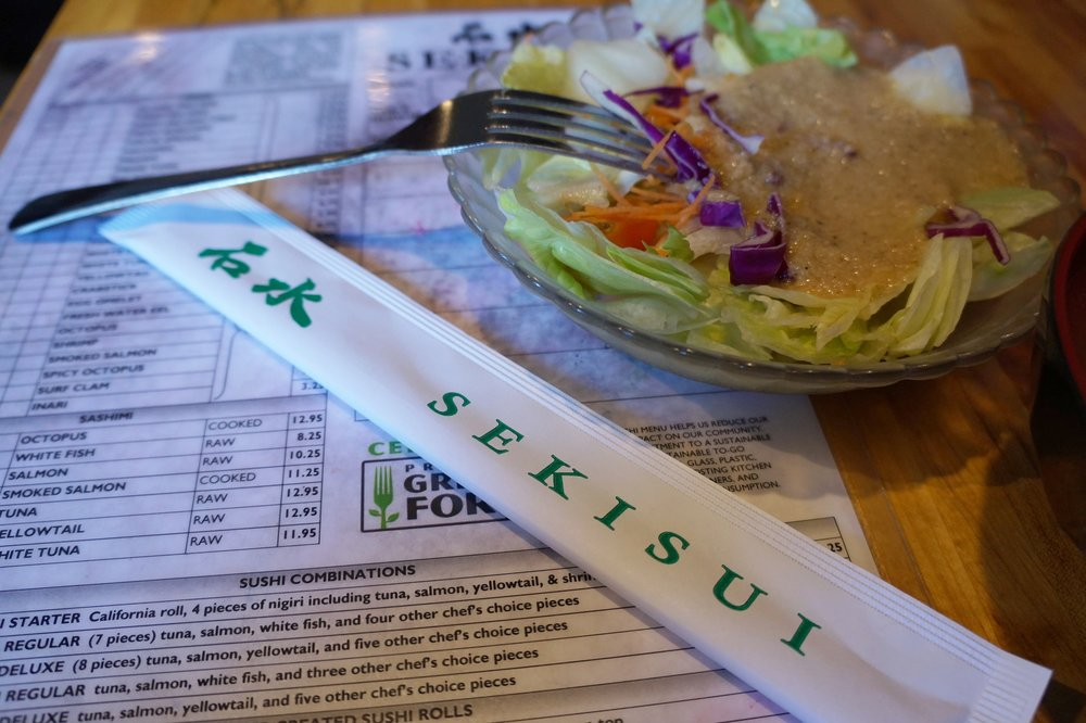Andrea Fenise Memphis Fashion Blogger Sekisui Memphis food review