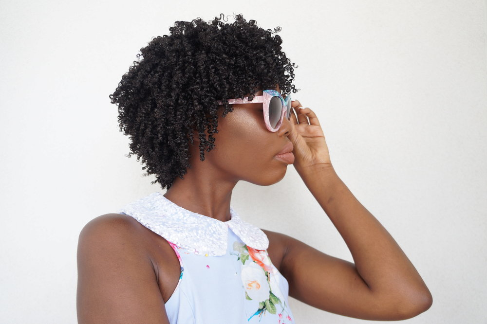 Andrea Fenise Memphis Fashion Blogger shots SEE EYEWEAR brand collaboration