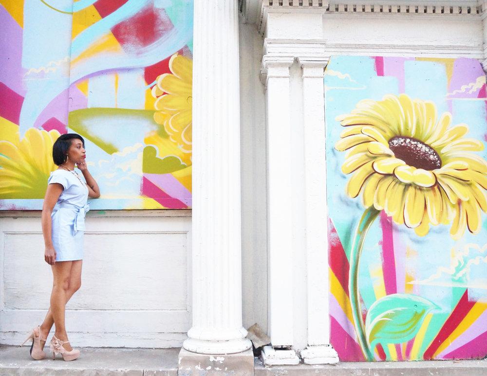 Andrea Fenise Memphis Fashion Blogger