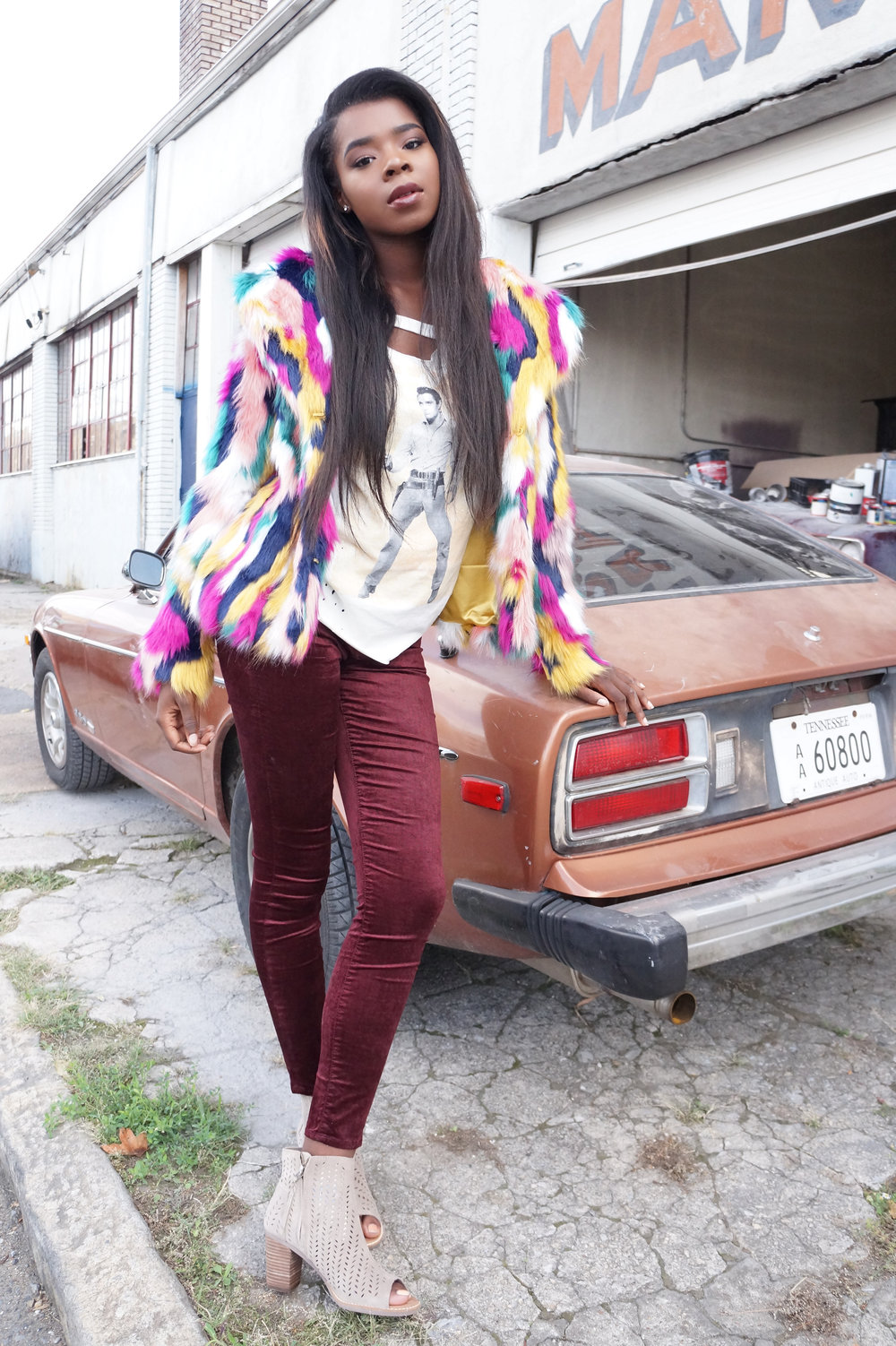 Andrea Fenise Memphis Fashion Blogger styles and photgraphs Memphis Flyer Fall Fashion Issue