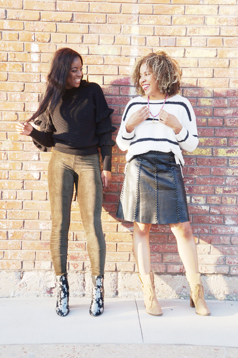 Andrea Fenise Memphis Fashion Blogger styles and photographs Memphis Flyer Fall Fashion Issue