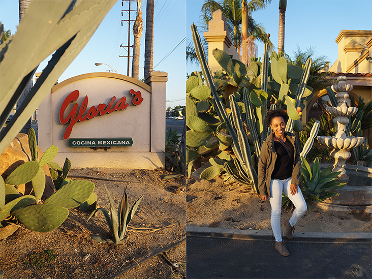 Andrea Fenise Memphis Fashion Blogger shares a road trip to LA and road trip travel tips