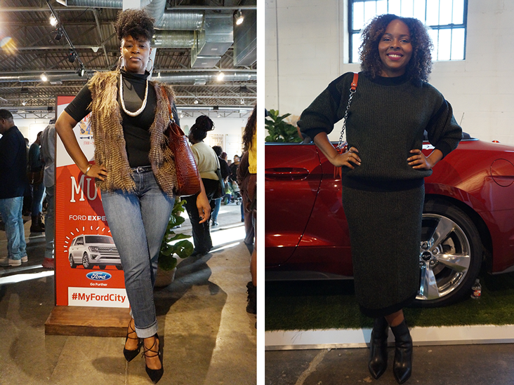 Andrea Fenise Memphis Fashion Blogger shares Essence My City Four Ways