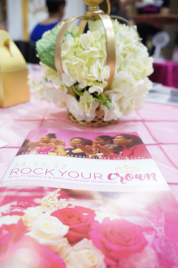 Andrea Fenise Memphis Fashion Blogger experiences Rock Your Crown 2017