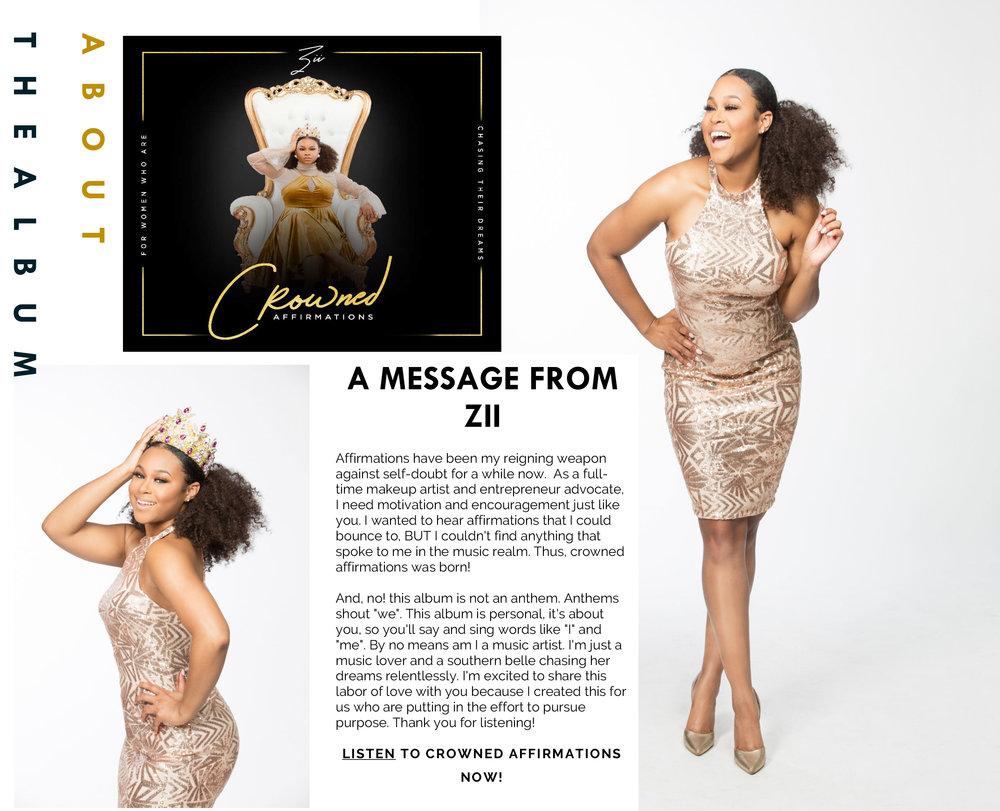 Andrea Fenise Memphis Fashion Blogger and Memphis Branding Specialist shares Rock Your Crown Portfolio