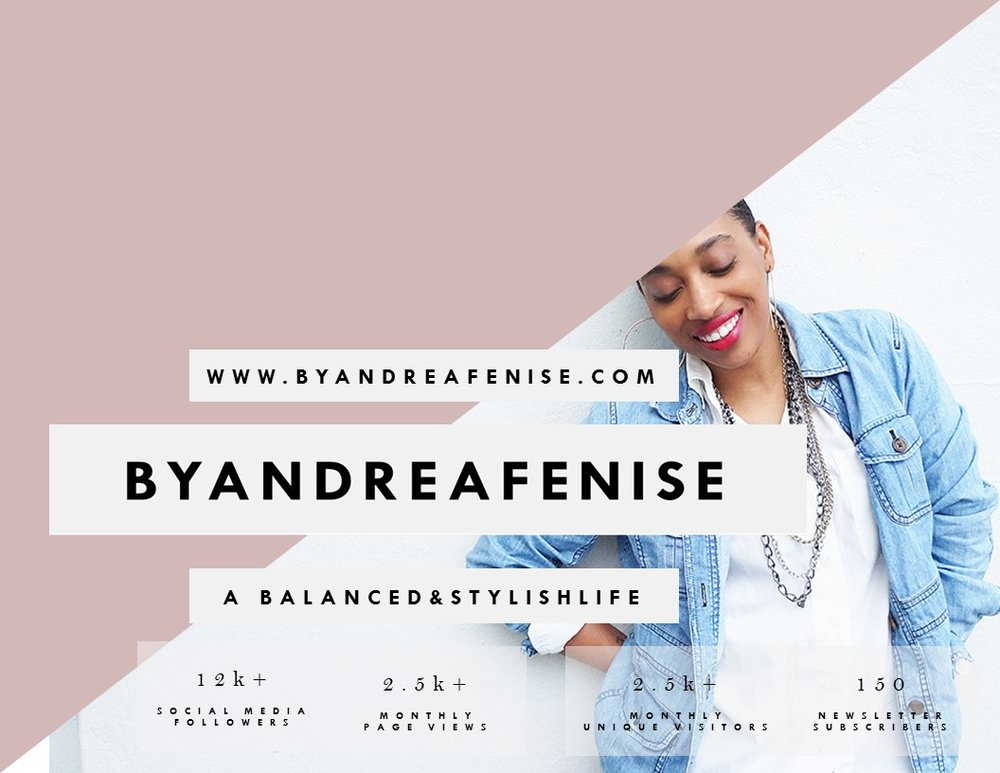 Andrea Fenise Memphis Fashion Blogger shares skills learned from Skillshare