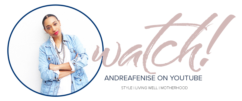 Andrea Fenise Memphis Fashion Blogger YouTube vlogger