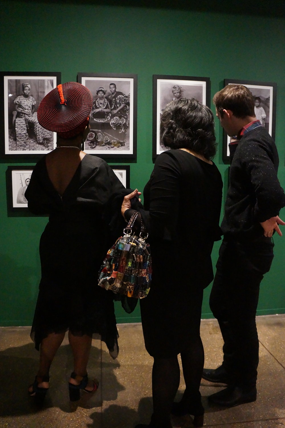 Andrea Fenise Memphis Fashion Blogger shares African Print Fshion Now exhibit at Brooks Museum