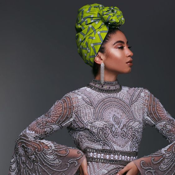Andrea Fenise Memphis Fashion Blogger shares What to Wear to the African Print Fashion Now exhibit at Memphis Brooks Museum of Art