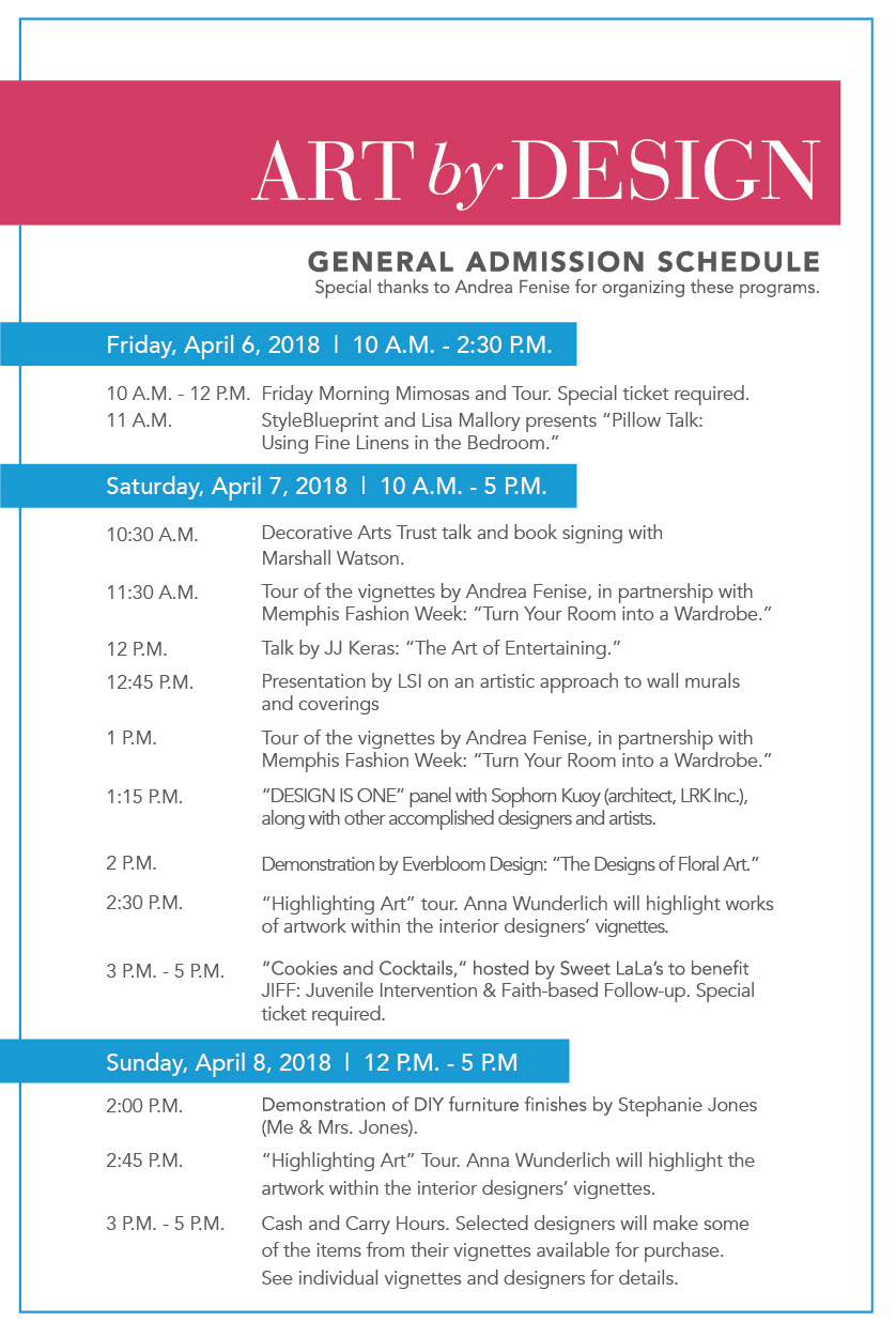 Andrea Fenise Memphis Fashion Blogger and Memphis Media shares Art by Design benefitting Arts Memphis