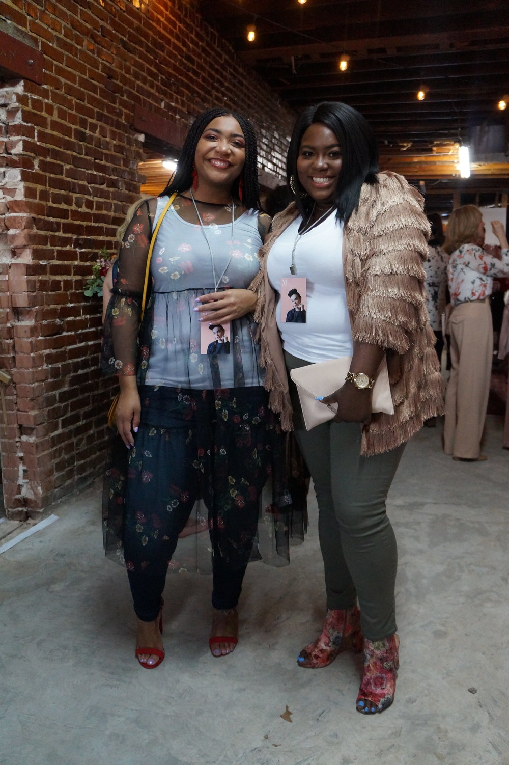 Andrea Fenise Memphis Fashion Blogger shares #memphisfashionweek Fashion Night Out