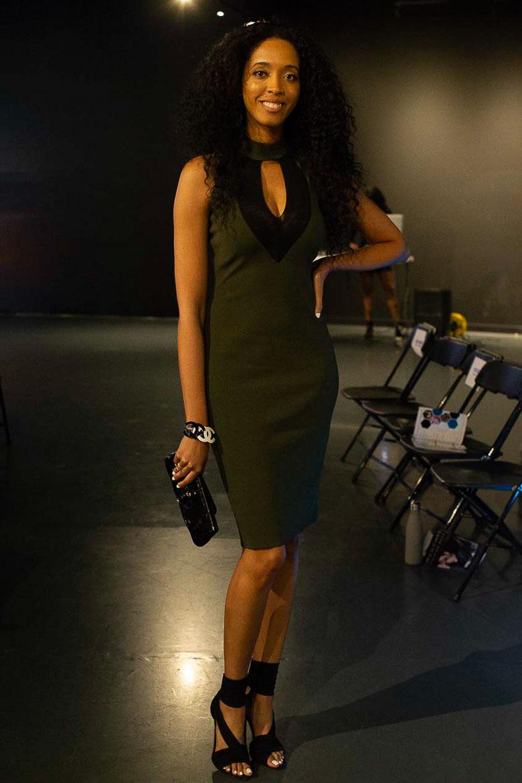 Andrea Fenise Memphis Fashion Blogger shares Memphis Fashion Week Runway Show at Graceland