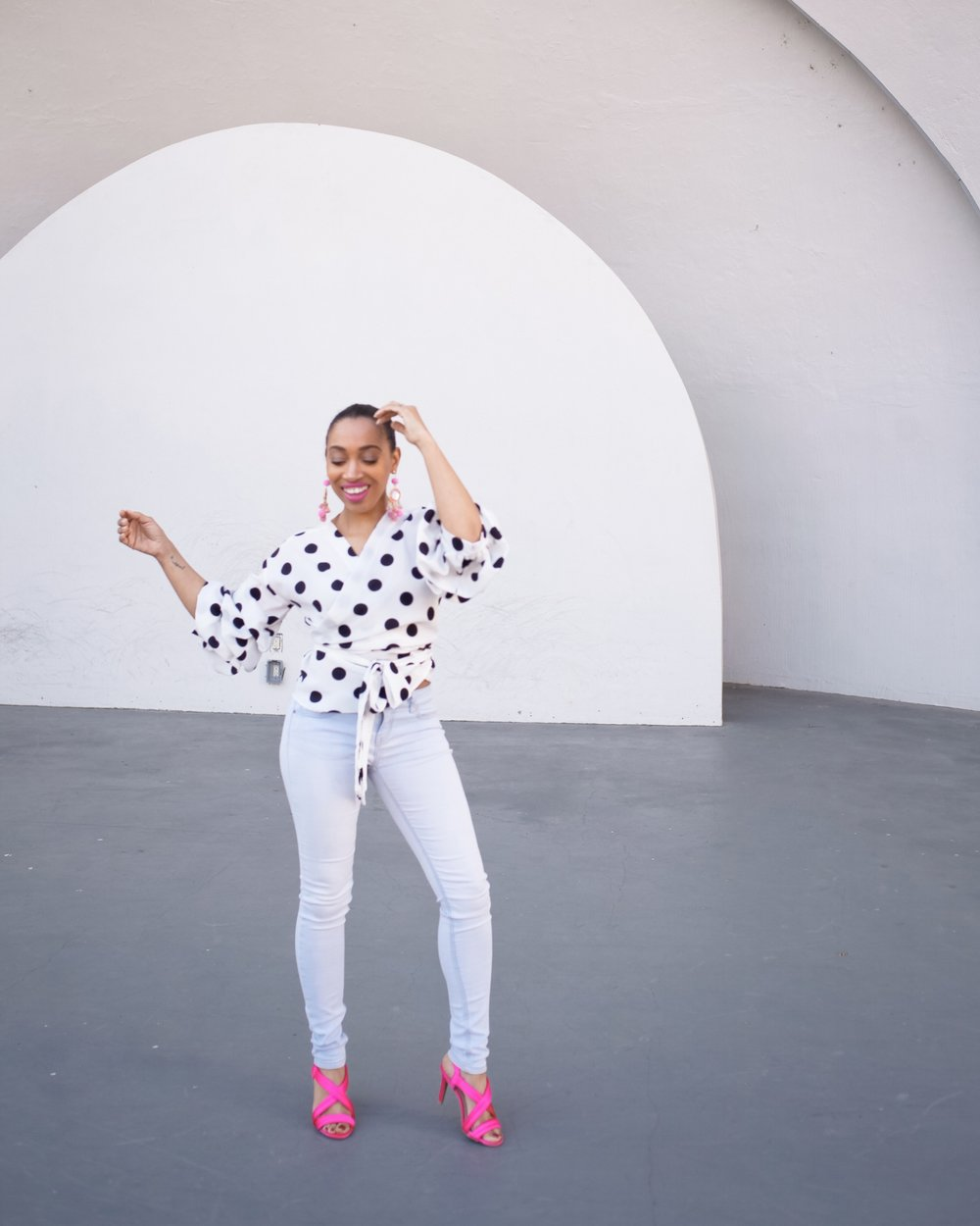 Andrea Fenise Memphis Fashion Blogger and Entrepreneur