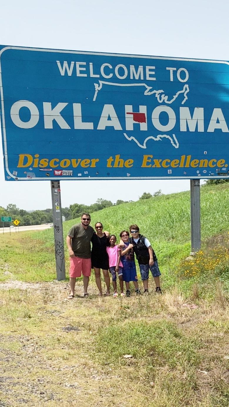 Andrea Fenise Memphis Fashion Blogger shares 5 ways to make a road trip with kids fun