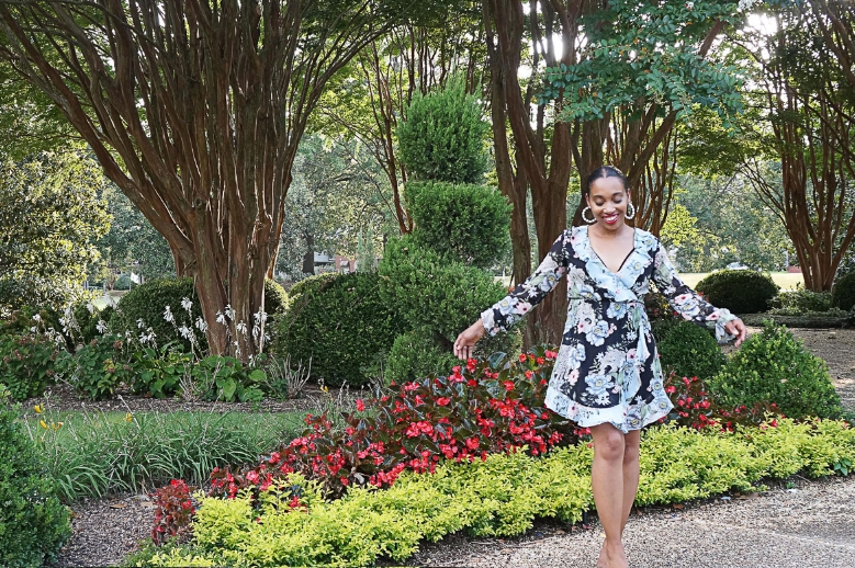Andrea Fenise Memphis Fashion Blogger shares how to tell a story