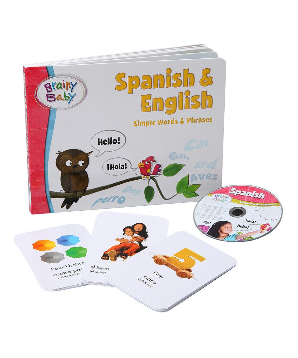 Andrea Fenise Memphis Fashion Blogger shares Product Review Brainy Baby's Spanish and English