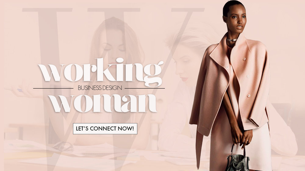 Andrea Fenise Memphis Fashion Blogger shares Working Woman newsletter signup for female entrepreneurs