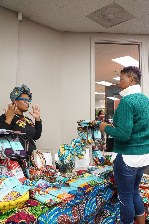 Andrea Fenise Memphis Fashion Blogger shares A Natural Affair Meetup event
