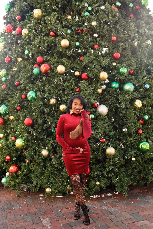 Andrea Fenise Memphis Fashion Blogger makes pregnancy announcement
