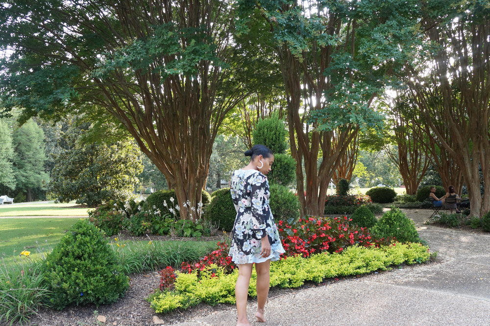 Andrea Fenise Memphis Fashion Blogger shares how walking changed me