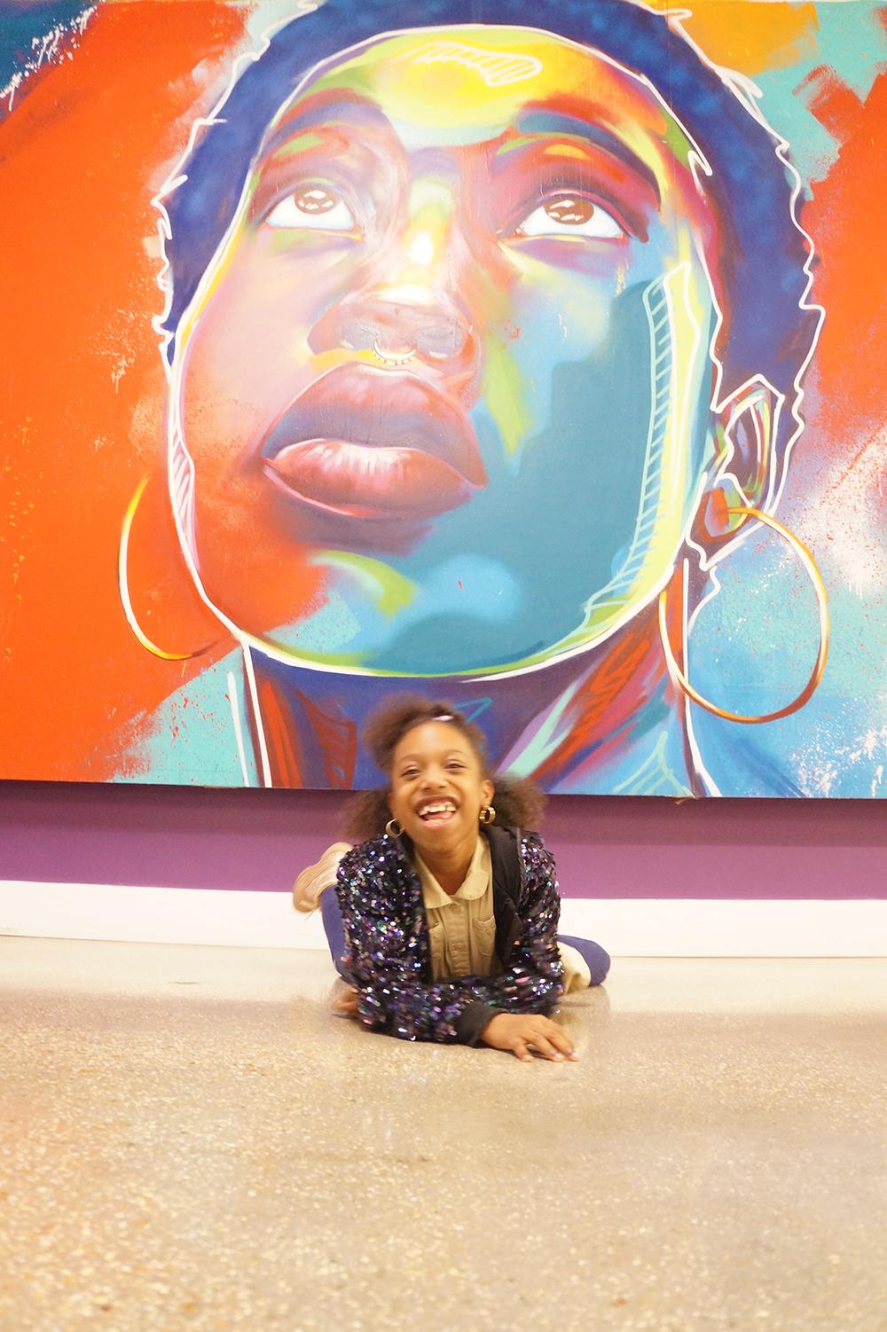 Andrea Fenise Memphis Fashion Blogger shares a MLK and Motherhood post