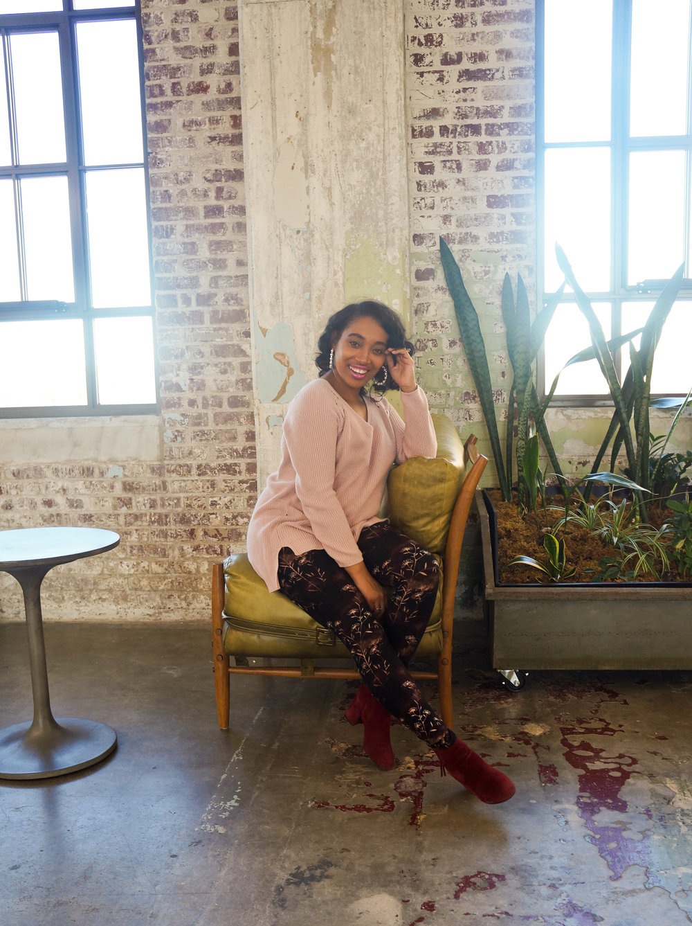 Andrea Fenise Memphis Fashion Blogger introduces financial series for creative entrepreneurs and moms