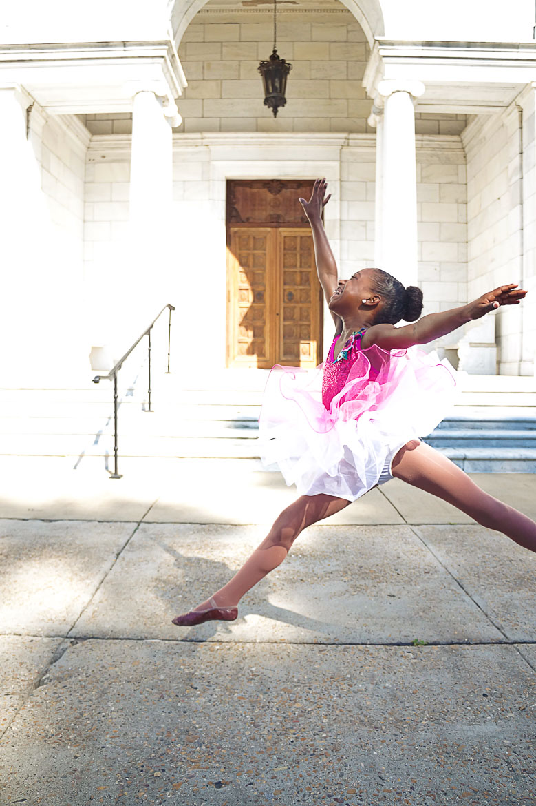 Andrea Fenise Memphis Fashion Blogger shares how to teach your daughter about self love