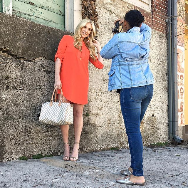 A little #behindthescenes of the Spring Fashion Issue with @memphisflyer  It will be a great story and visuals with some really amazing creatives and influencers in the fashion industry.