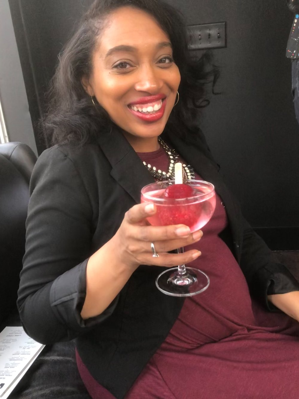 Andrea Fenise Memphis Fashion Blogger and Memphis Food Blogger features Saint Leo Lounge in Oxford Grand Opening