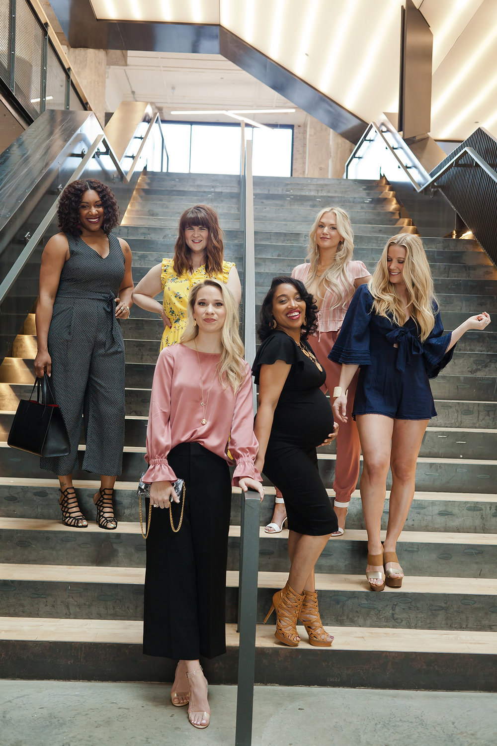 Andrea Fenise Memphis Fashion Blogger and Memphis Fashion Bloggers shares why it is important to work while pregnant