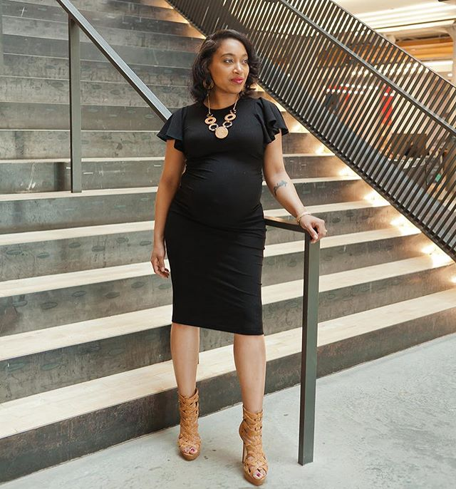 Last week, I had the opportunity to work on a styled shoot with @kpfusion and @ilovememphisblog for a #memphisfashionweek editorial. I was very hesitant to attend due to #thebump . I felt as if no one really wanted to see a bump with a more fashion focused story. I mean, its not like you see many pregnant women in styled editorial stories, think about it. I did it anyway with encouragement from Kim.  After the story was released, I was sent the most encouraging words from one of my Instagram friends @nappyrutz that inspired this post, Why Working While Pregnant Is  Important to me  Head over to the blog to read more. It's encouraging for other moms and women who aspire to be pregnant one day.